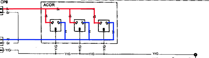 HondaEU65is_240V_Color_Sch actual continuous load of eu6500is 240 Single Phase Wiring Diagram at virtualis.co